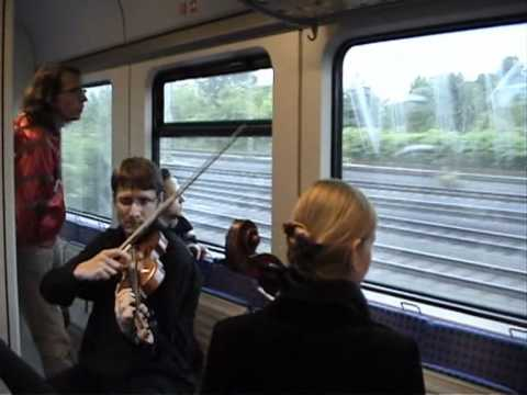 violon S bahn