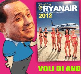 Ryanair-Berusconli