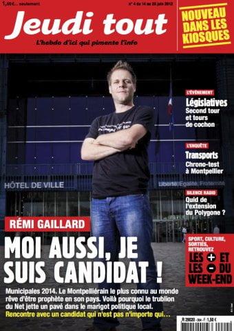 Remi Cadidat Montperllier