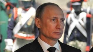 Russia's Prime Minister Vladimir Putin v