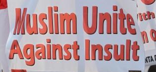 Protest against anti Islam video continue