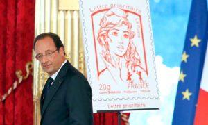 Marianne stamp