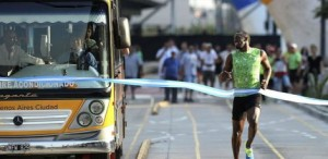 Bolt vs bus