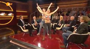 Femen / Lanz / 12.12.13