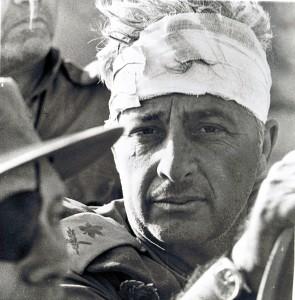 ARIEL SHARON IN SINAI - 1970S