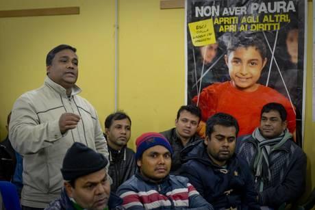Immigrazione: sos bengalesi dal Napoletano, basta sfruttamento