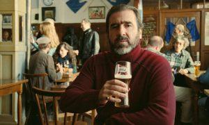 Kronenbourg ad: Eric Cantona