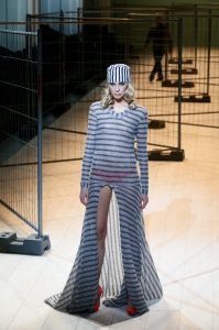 Aleksey Zalevskiy - Runway - Ukrainian Fashion Week Spring 2014