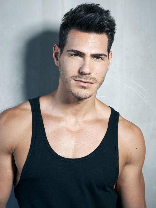 Kevin efter makeover. Foto: TV3/ Johnny Wohlin.