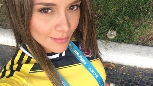 哥倫比亞記者 Alejandra Buitrago