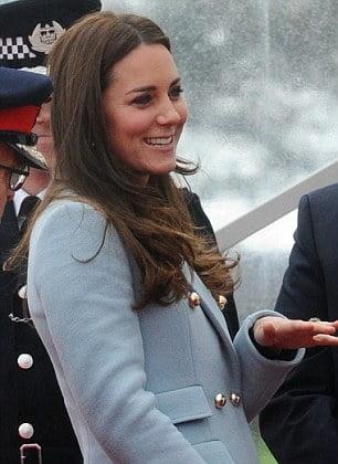 幸好懷孕的公爵夫人有另外行程,否則可能會出現皇室家暴案。