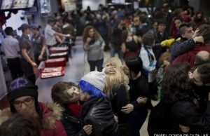 Spain Homophobia Reaction
