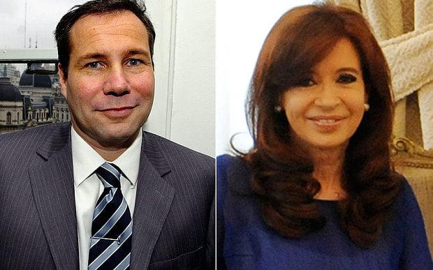 Nisman 和 事工氏夫人