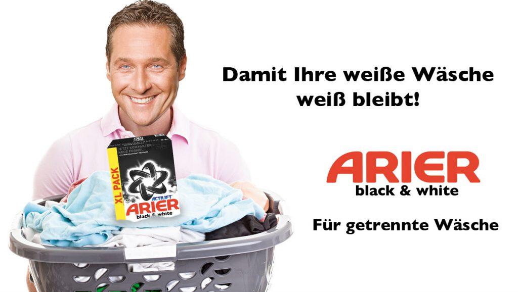 Heinz-Christian Strache, FPÖ