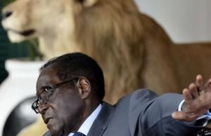 Presidential elections, Harare, Zimbabwe - 30 Jul 2013