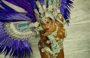 BRAZIL-CARNIVAL-RIO-PARADE-UNIAO DA ILHA