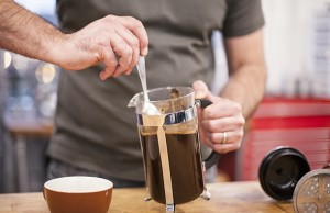 ChefSteps-French-Press-Coffee-Grounds
