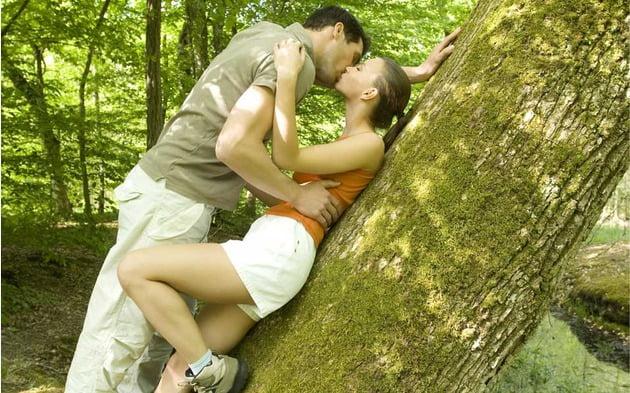 Sex in park