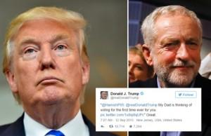 trump-corbyn-tweet