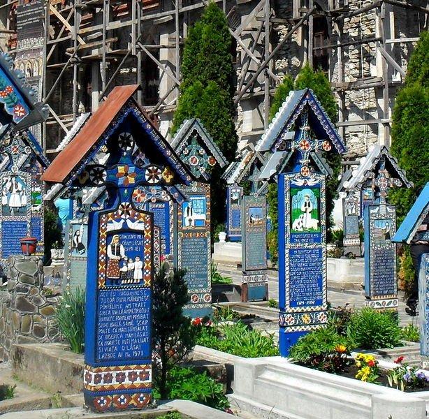 Rumunia,_Sapanta,_Wesoły_Cmentarz(Aw58)8