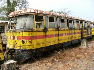 Suriname,_train_at_abandoned_station_of_Onverwacht