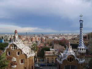 Barcelona_in_Parc_Güell