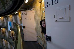 APTOPIX Netherlands Cells for Asylum Seekers