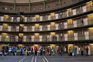 Netherlands Cells for Asylum Seekers