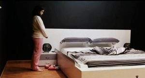 self bed