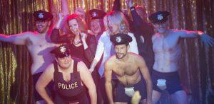stripper polizei