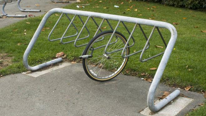 比利時地方交通相推出單車政策 自己單車卻被偷