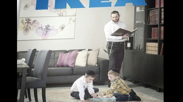 以色列 Ikea 出無女保守版 惹網民撻伐?