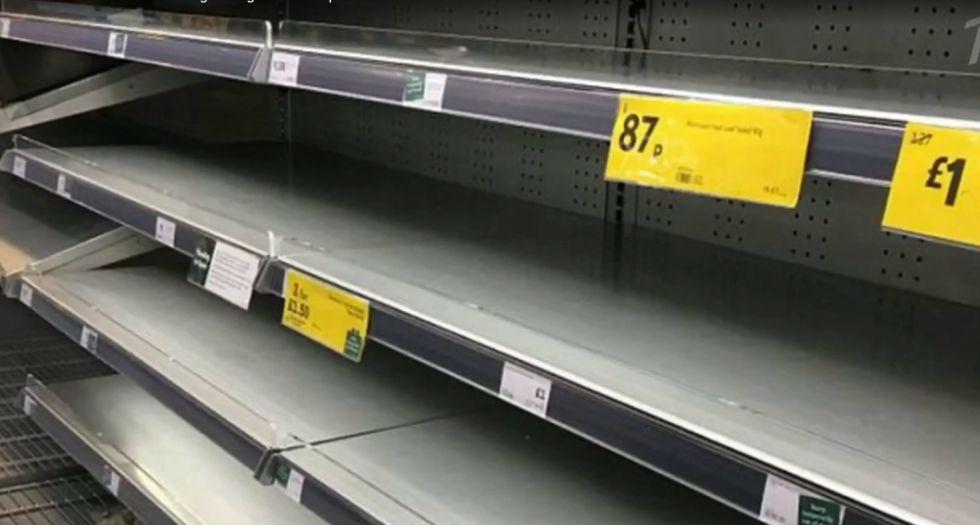 被傳蔬菜短缺 挪威人表示:唔係露西亞報導都唔知「有短缺」