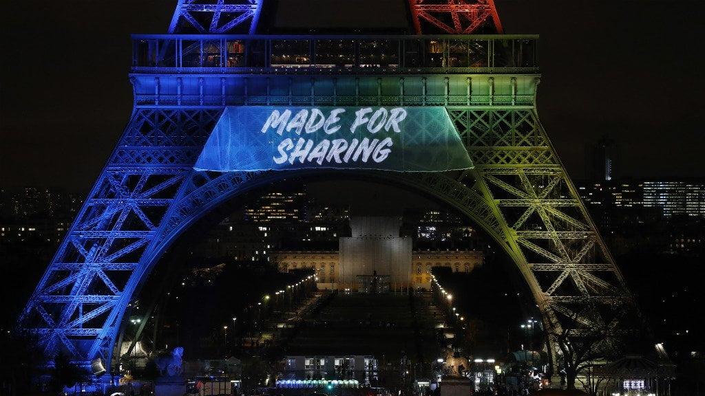 巴黎申辦奧運用英文口號 法蘭西文學院恥笑係「pizza 舖廣告」
