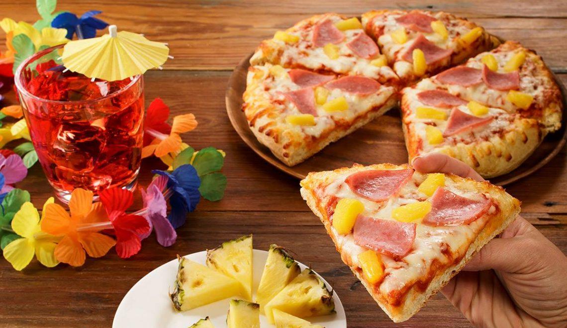 冰島總統陷入立法禁止菠蘿Pizza風暴
