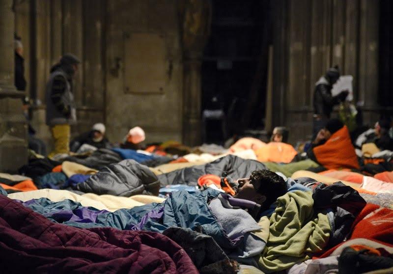 挪威大愛主教呼籲雇用非法移民 提供希望俾佢地