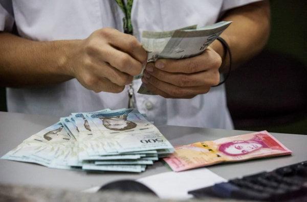 巴拉圭發現巨量30噸委內瑞拉紙幣