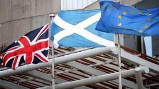首相府宣布脫歐 無通知蘇格蘭地方政府?