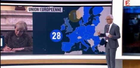 盧森堡被脫歐 法蘭西第二台被恥笑 地理噏乜9
