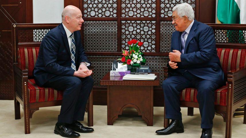 巴勒斯坦總統連任機率堪虞