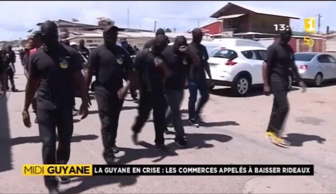 法國海外府罷工一禮拜 完全癱瘓 政府要派員調停