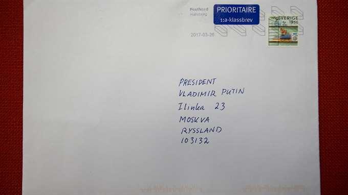 瑞典居民收到寄俾布丁嘅信 郵政表示唔知點解