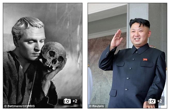 丹麥政治報:金正恩如同莎劇人物一般理智
