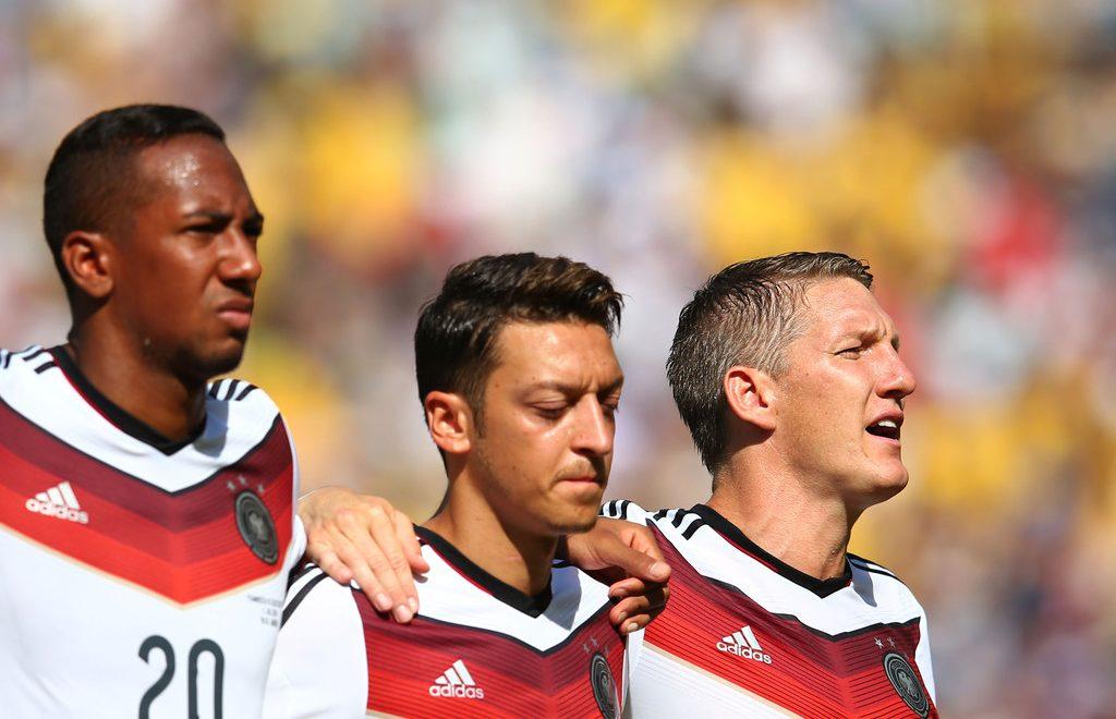 自民黨政綱:所有德國隊球員必須唱國歌