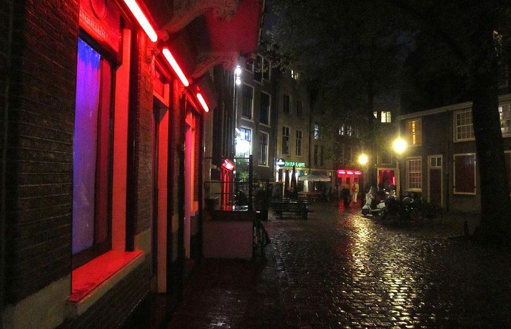 荷蘭充公黑幫物業搞公營妓院?