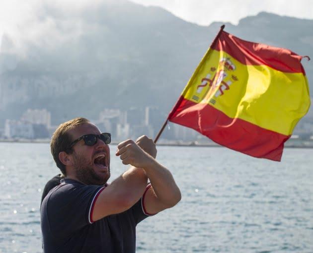 直播羅陀政府 去馬德里按鈴告發極右黨「法西斯言論」