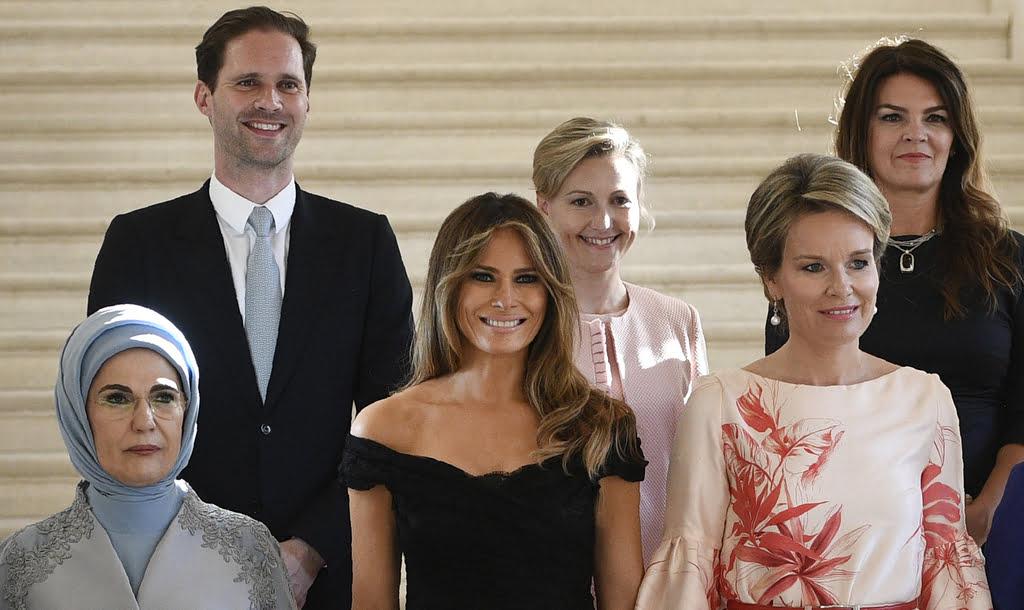 盧森堡首相老公被白宮FB caption 忽略 惹外交風波?