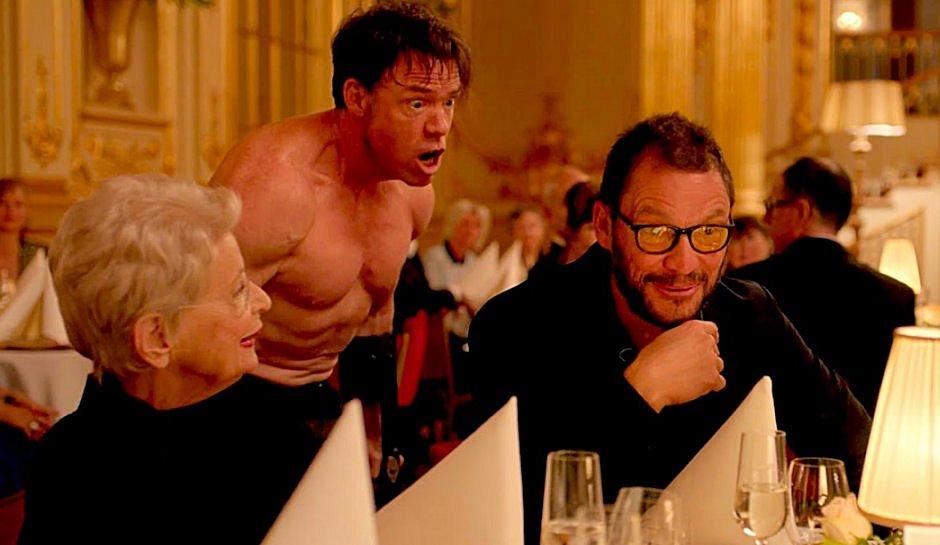 質疑政治正確黑色幽默瑞典電影獲得康城影展最高榮譽?