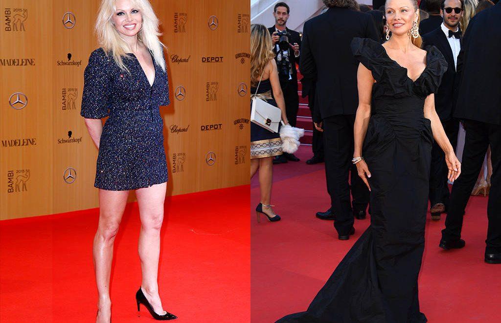 波霸 Pamela Anderson 唔見一年 法國人認都唔認得