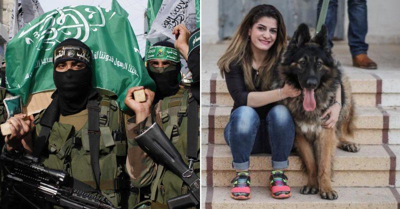 加沙地帶禁止放狗 惹不人道爭議